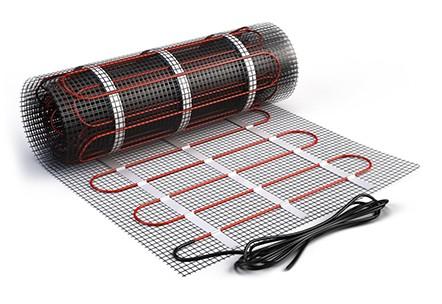 Elektrische vloerverwarming