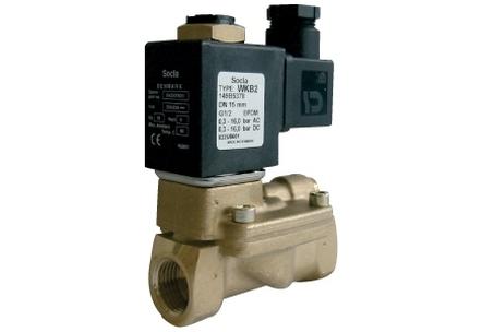 Gas-magneetafsluiter