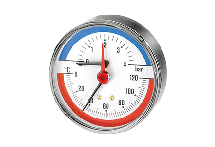 Mano- en Thermometers