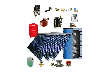 Zonneboiler(systeem) toebehoren